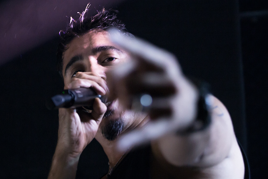 Picture of Ferman Akgul by Istanbul concert photographer Ipek Yilmaz