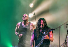 Picture of Sepultura with concert pictures by Lacin Temocin