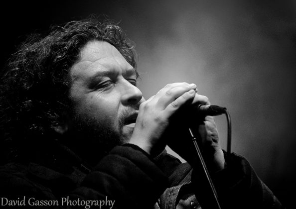 Picture of TBF in concert with Pula concert photography by David Gasson