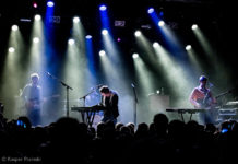 Picture of Kodaline in concert by Denmark Music and Pit photographer Kasper Pasinski