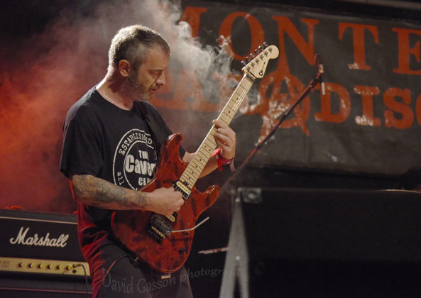Picture of The Golers in concert by Croatian Music and Pit photographer David Gasson