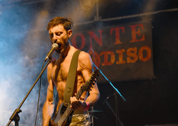 Picture of Methedrine in concert by Croatian Music and Pit photographer David Gasson
