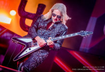 Picture of Judas Priest in concert by Finland Music and Pit photographer Pasi Eriksson