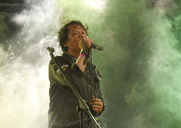 Picture of Braincëll in concert by Croatian Music and Pit photographer David Gasson