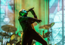 Picture of Ghost in concert at the Wacken Open Air by Turkey Music and Pit photographer Lacin Temocin
