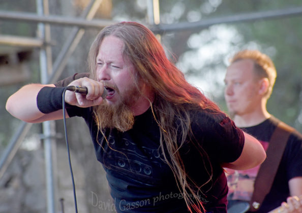 Picture of Chaos Engine Research in concert at the GoatHell Metal Fest by Croatian Music and Pit photographer David Gasson