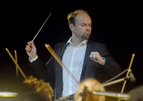 Picture of Carmina Burana at Pula arena by Croatian Music and Pit photographer David Gasson
