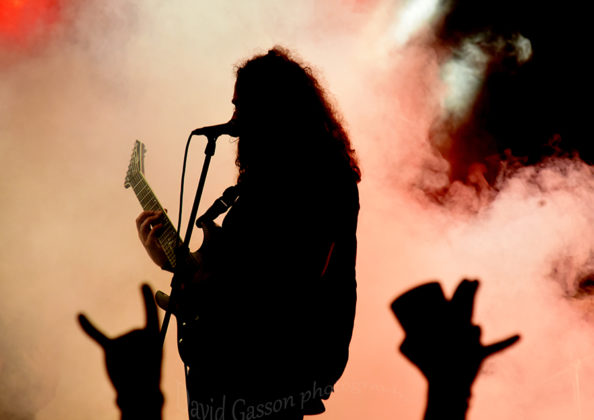 Picture of Infernal Tenebra in concert at the GoatHell Metal Fest in Pula by Croatian Music and Pit photographer David Gasson