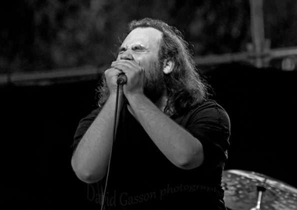 Picture of Arcana Code in concert at the GoatHell Metal Fest in Pula , Croatia by Croatian Music and Pit photographer David Gasson