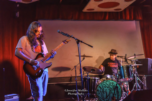 Picture of Mississippi Nova in concert by American MusicPhotographer Jennifer Mullins