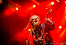 Picture of Avatar in concert at Rockfest by the Finland Music and Pit photographer Pasi Eriksson