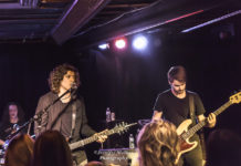 Picture of Rival Coast in concert in Phoenix by American Music Photographer Jennifer Mullins