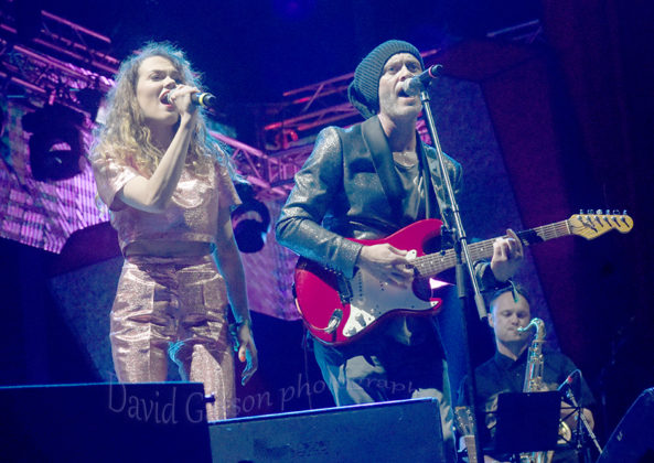 Picture of Detour in concert at the Sea Star festival by Croatian Music and Pit photographer David Gasson