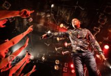 Picture of Vintage Trouble in concert by Japan Music photographer Aki Fujita Taguchi
