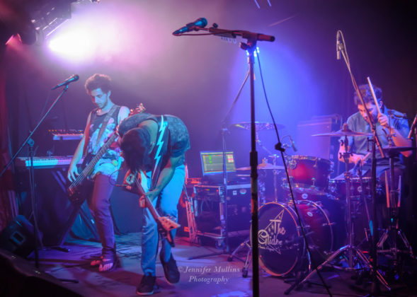 Picture of People Who Could Fly in concert at the Last Exit Live Tavern , America by American MusicPhotographer Jennifer Mullins