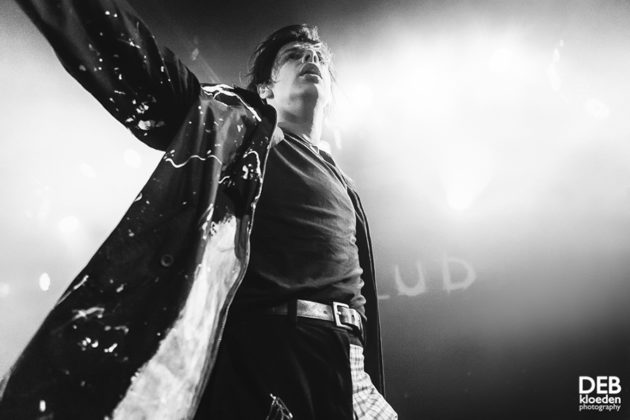 Picture of Yungblud at Australia concert by Deb Kloeden