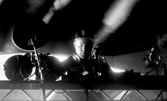Picture from Outlook festival in Pula by concert photographer David Gasson