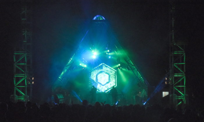 Picture of the Dimensions festival by David Gasson