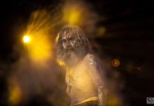 Picture of the The Byron Bay Bluesfest by festival photographer Deb Kloeden