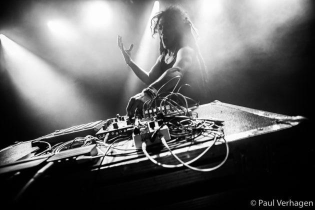 picture of Drumcorps in concert taken by the Netherlands concert photographer Paul Verhagen