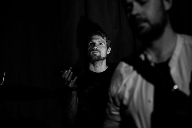 Picture of the Irish Alternative Pop singer Chris Leonard taken by Danni Fro