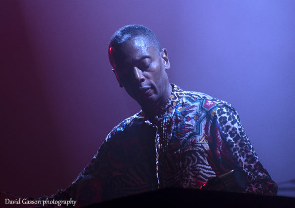 Picture of Tony Allen and Jeff Mills in concert taken at the Dimensions music festival in Croatia by David Gasson