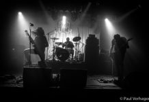Picture of Bad Luck Rides On Wheels in concert taken by Paul Verhagen