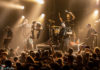 Picture of the heavy metal band Walkways in concert taken by Omer Keidar