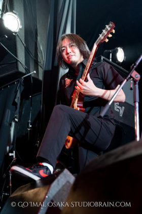 Picture of the band Illusion Force in concert taken by Go Imai