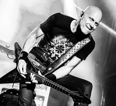 Picture of Accept in concert by Juha Oksa