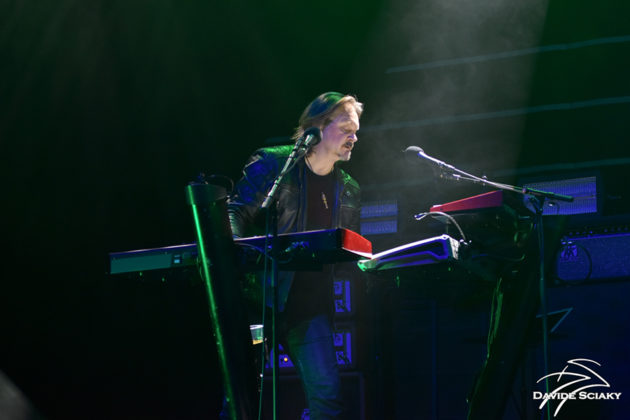 Picture of Europe in concert by Davide Sciaky