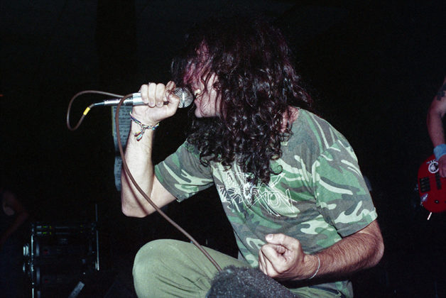 Picture of Dirty Rotten Imbeciles in concert by Bill O'Leary