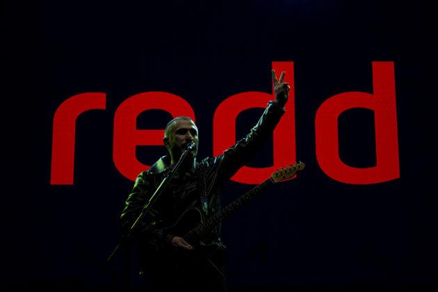 Picture of REDD in concert by Yusuf Belek