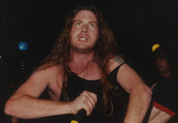 Picture of Angellic Rage in concert by Bill O'Leary