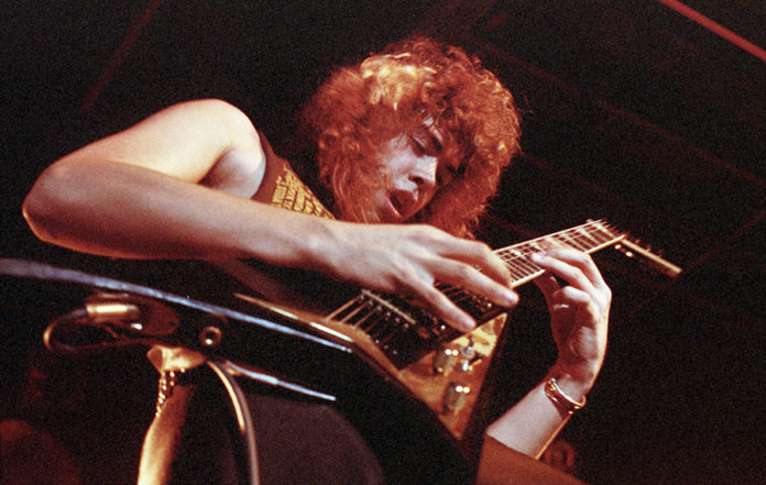 Picture of Maxx Warrior in concert by Bill O'Leary