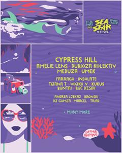 Sea star festival preview