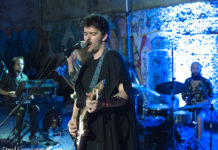 Picture of Nemanja in concert taken by David Gasson