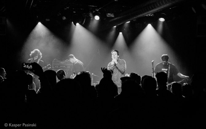 Picture of Basement in concert with photography by Kasper Pasinski