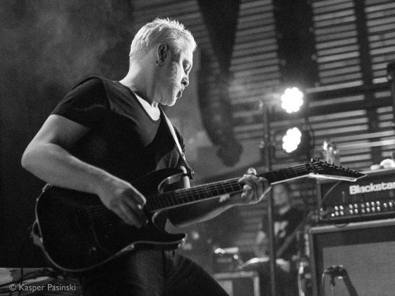 Picture of Soilwork in concert by Kasper Pasinski