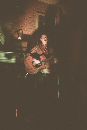Picture of Paul Jenkinson concert by Danni Fro