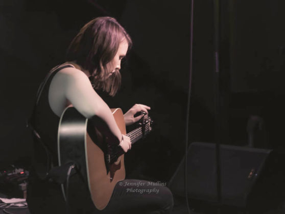 Picture of Sydney Sprague concert by Jennifer Mullins