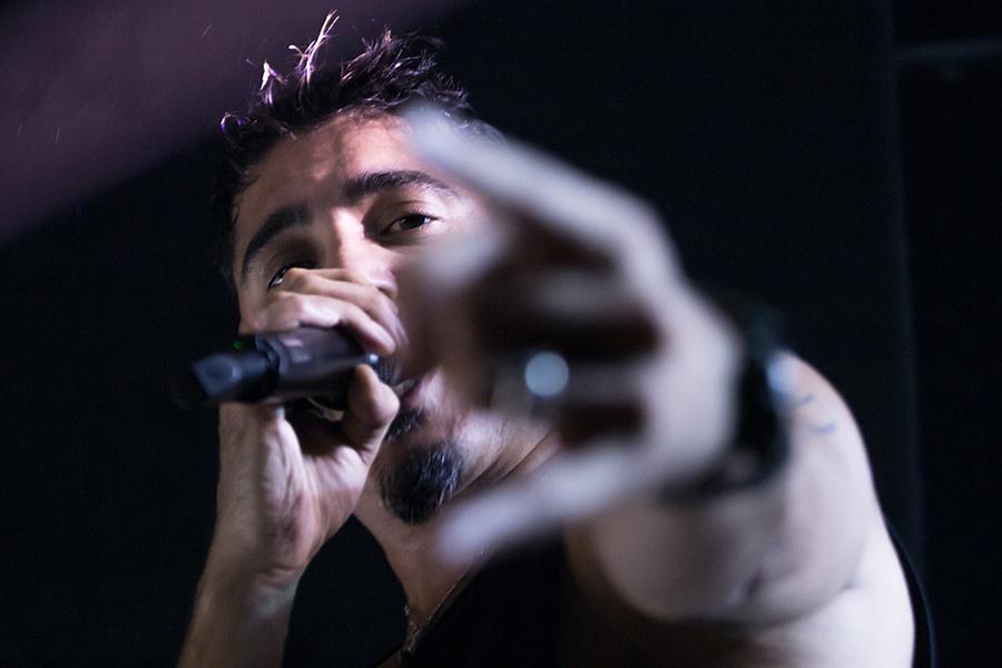 Picture of Ferman Akgul by Istanbul concert photographer Ipek Yilmaz