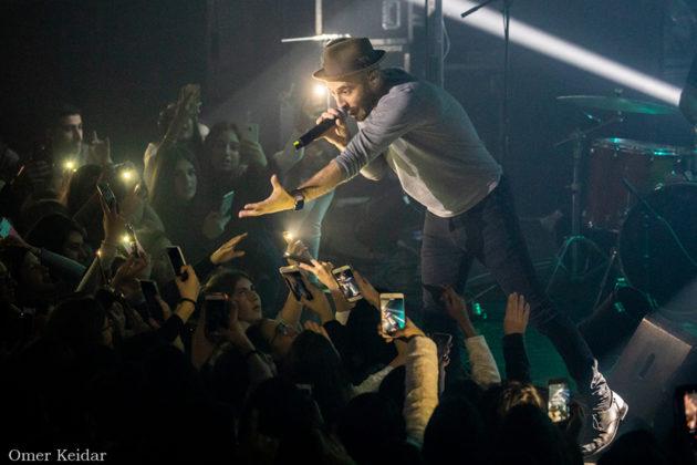 Natan Goshen concert pictures by Omer Keidar