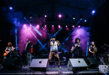 Picture of Kultur Shock with concert pictures by Stan Srebar