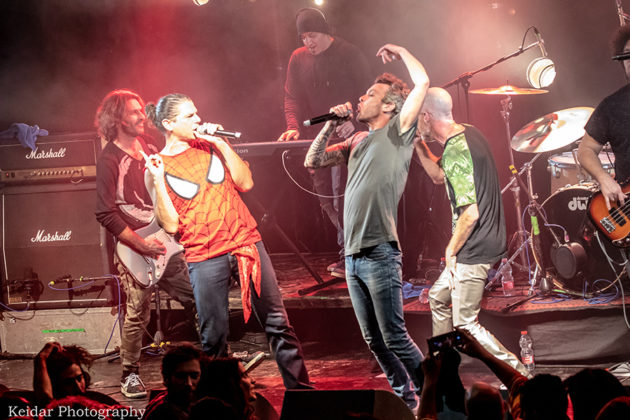 Picture of Shabaks with Israel concert photography by Omer Keidar