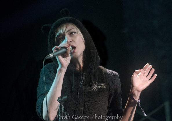 Picture of Elemental in concert with hip hop concert pictures by David Gasson