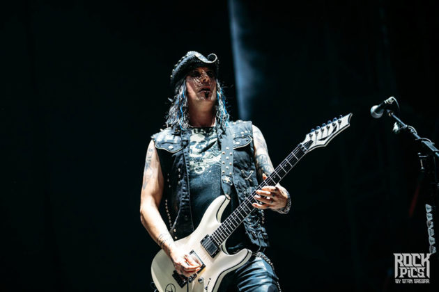 Picture of Dope in concert with Hills Of Rock photographer Stan Srebar