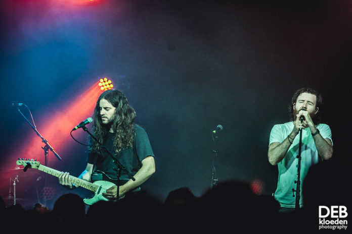 Picture of Holy Holy in concert with Psychedelic Rock music photography by Deb Kloeden