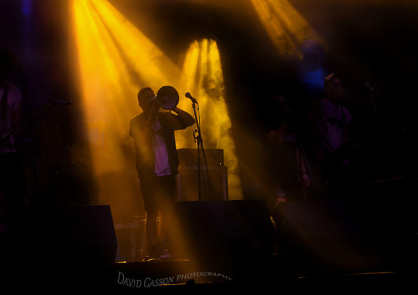 Picture of Bruto Geto in concert with Seasplash festival photographer David Gasson