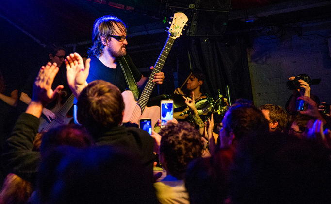 Picture of the Wheatus concert with Gig photography by Danni Fro